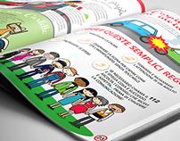 Il quaderno dell'Educazione Stradale