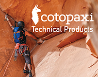 Some of my technical products from Cotopaxi