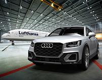 Audi Q2 - CGI