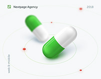 Pharmaceutical Network E-commerce website