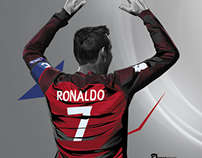 Ronaldo Art Work