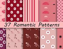 37 Free Romantic Patterns