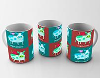 Cup Art Mockup - Bagunça da Katarina