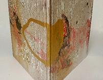 children's art class portfolios for auction