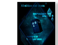 Doctor who Design. For the fun