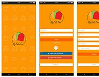 Mobile Application -Garment