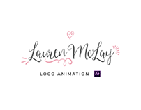 Lauren McLay | Logo Animation in AE