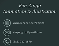Animation Demo Reel