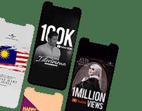 Universal Music Malaysia - Cover Art
