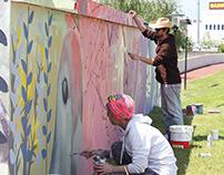 Mural Rexenera Fest 2016
