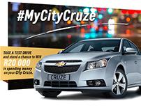 Chevrolet - #MyCityCruze