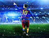Wallpaper Messi