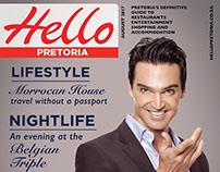 Hello Pretoria Magazine August Issue