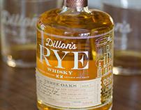 Dillon's Rye Whisky