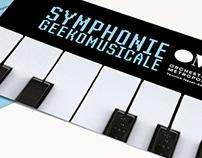 Orchestre Métropolitain - Symphonie GEEKOMUSICALE