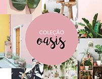 Coleção Oasis