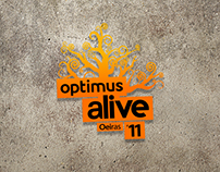 Optimus Alive'11 | 2011