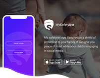 Child Parent App - My safety net