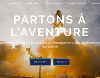 Website - Sorbonne Innovation et Technologies