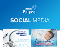 Social Media | Hospital Pompéia