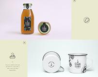 Comida Casera / Branding