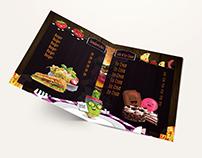 قائمه اسعار Restaurant Menu