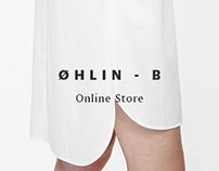 ØHLIN - B