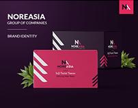 NoreAsia Branding