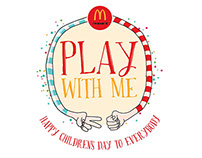 Play Whit Me - McDonald's