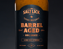 The Salt Lick Whiskey Barrel-Aged BBQ Sauce
