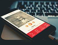 KTRM Radio Concept App