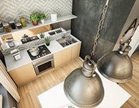 Unreal Engine - Archviz - Little Apartment