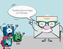 Ilustración para Redes Sociales