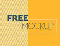 Free Mockup E-mail Marketing