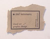 Artist Card - Stamp