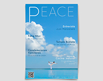 Revista Peace - Diseño Editorial
