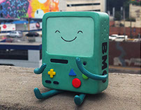 ADVENTURE TIME :: BMO Figure