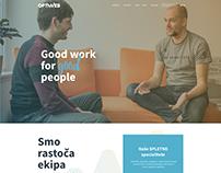 Optiweb - web agency