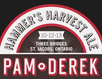 Hammer's Harvest Ale