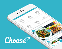 Chooseup APP design