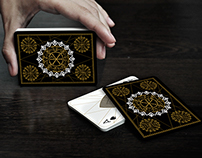 BYZANTINE 54 playing card deck