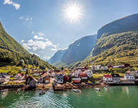 Kurt Emans Shared Best Places to Visit in Norway