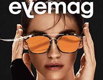 Samantha Gradoville for Eye Magazine Cover