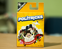 Politricks Card Game