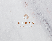 Urban Beauty Spa Branding
