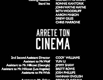 Arrête ton Cinema 4/6