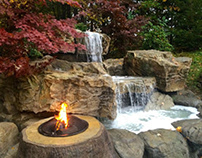 Zen Up: Hardscaping Ideas For Backyard Waterfalls