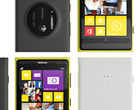 Nokia Lumia 1020 unofficial Ad