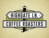 Brand Identity - Highgate Ln (2015)