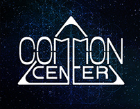 Common Center Band Art and Logo Design